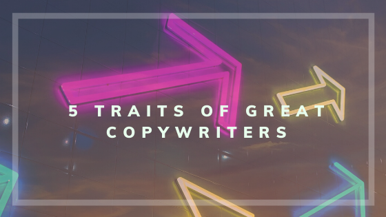What great copywriters do